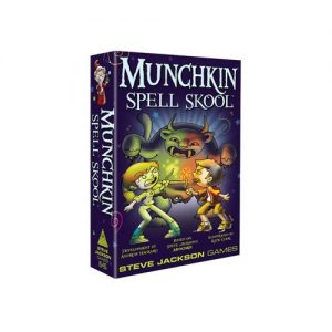 Munchkin Spell Skool