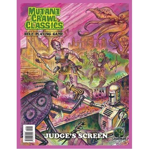 Mutant Crawl Judge's Screen