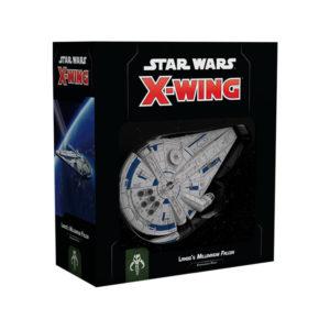 Star Wars: X-Wing - Landos Millennium Falcon Expansion Pack