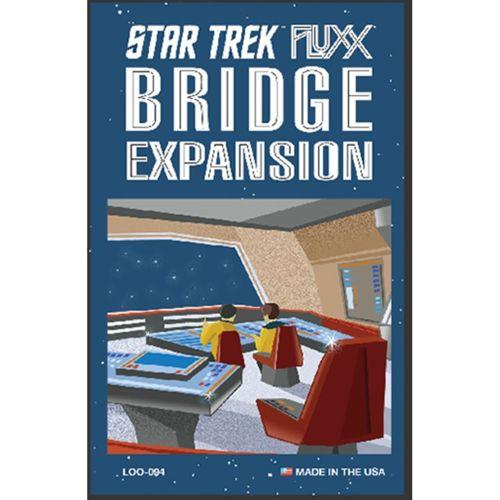 Star Trek Fluxx Bridge Expansion