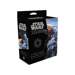 Star Wars: Legion - E-Web Heavy Blaster Unit Expansion