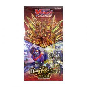 Cardfight Vanguard: The Destructive Roar Booster