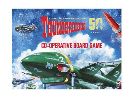 Thunderbirds Board Game Collection