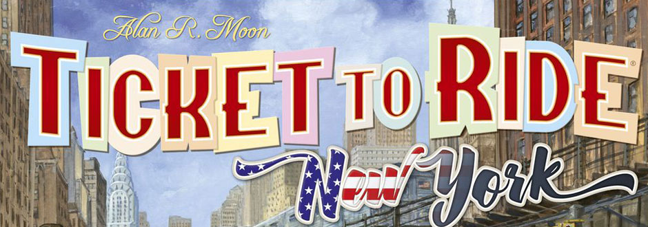Ticket to Ride New York Preview