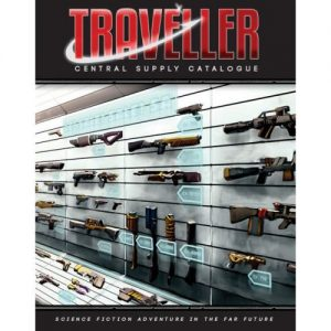 Traveller: Central Supply Catalogue