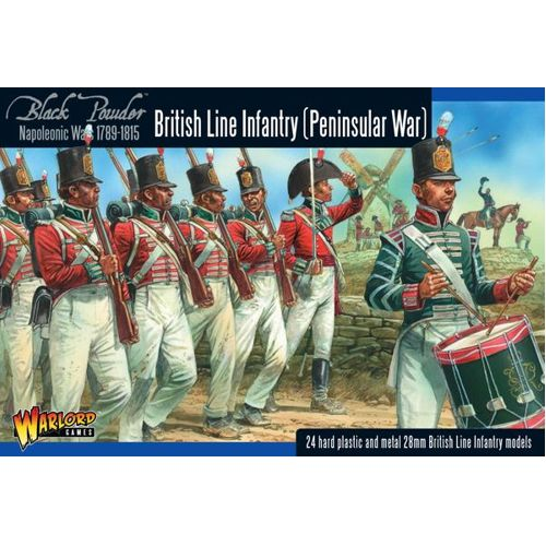British Line Infantry (Peninsular) (24)