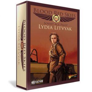 Soviet Yak1 Ace (Lydia Litvyak)