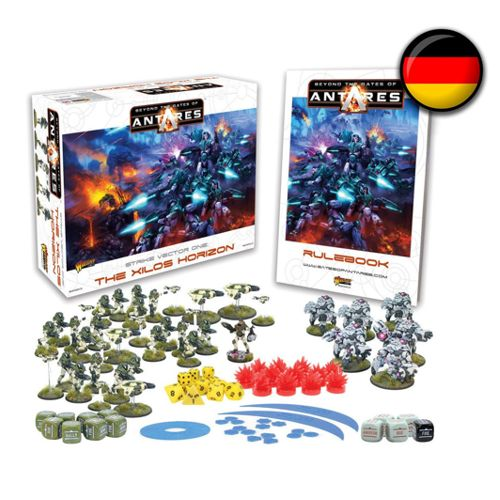 Beyond the Gates of Antares Starter Set - Launch Edition German