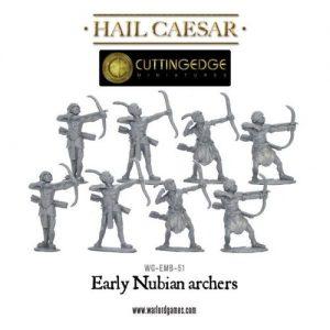 Egyptian Nubian Archers