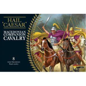 Macedonian Companion Cavalry