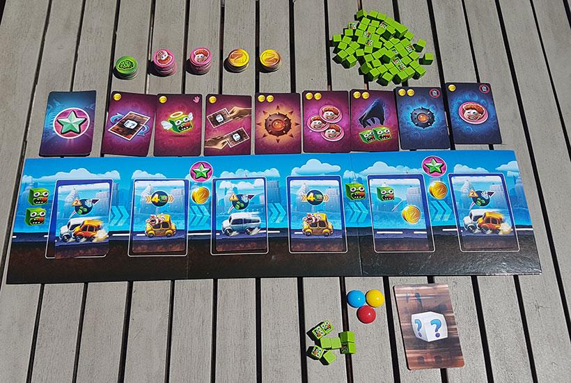 Zombie Tsunami Game Content