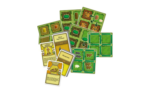 Agricola Board Game collection