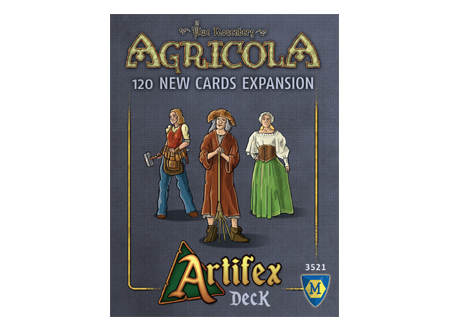 Agricola Collection - Artifex Deck