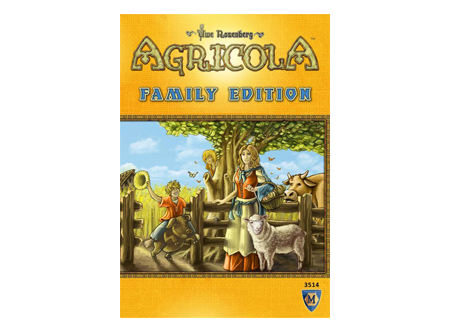 Agricola Collection - Family Edition