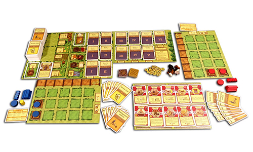 Agricola Collection - Game Board