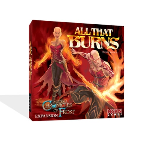 All That Burns Mistfall Chronicles of Frost Exp