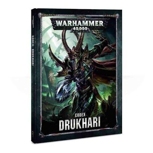 Codex: Drukhari (HB) (English)