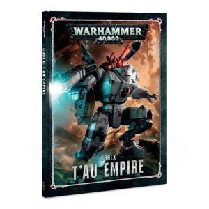 Codex: T'au Empire (HB) (English)