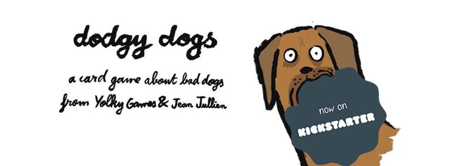 Dodgy Dogs Kickstarter Review