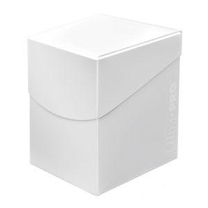 Eclipse Deck Box (100) Arctic White