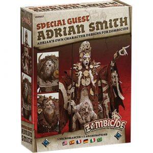 Adrian Smith 2: Zombicide Green Horde