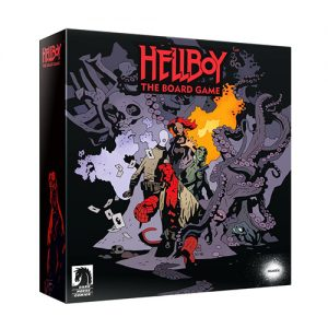 Hellboy: The Board Game - Kickstarter AGENT Pledge Level Edition