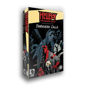 Hellboy The Board Game: Darkness Calls Expansion - Kickstarter Edition