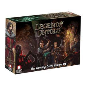 Legends Untold The Weeping Caves Novice Set