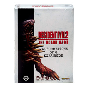 Resident Evil 2: Malformations of G Expansion