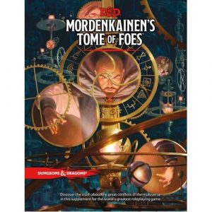 Dungeons & Dragons: Mordenkainen's Tome of Foes (DDN)