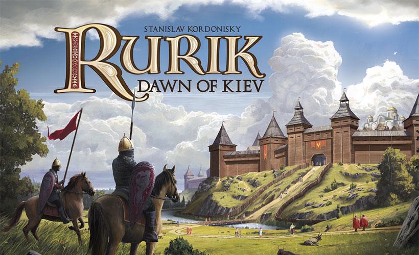 PieceKeeper Games - Rurik Dawn of Kiev