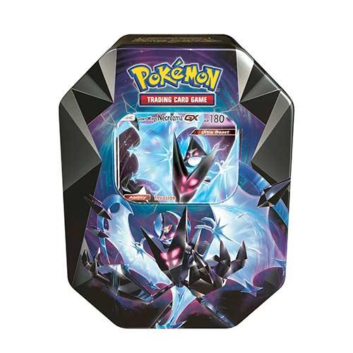 Pokemon Tcg Necrozma Prism Tin Dawn Wings