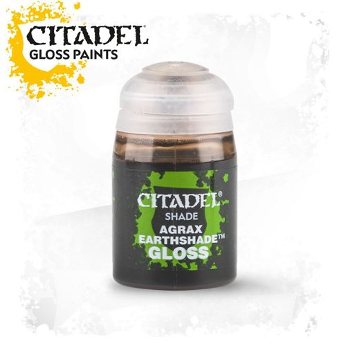 Shade:Agrax Earthshade Gloss 24Ml