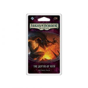 Arkham Horror LCG: The Depths of Yoth Pack Expansion