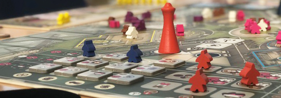 The Gallerist Review | Board Games | Zatu Games UK image