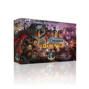 Tiny Epic Defenders: The Dark War Exp