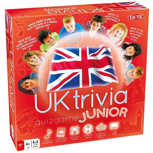 UK Trivia Junior