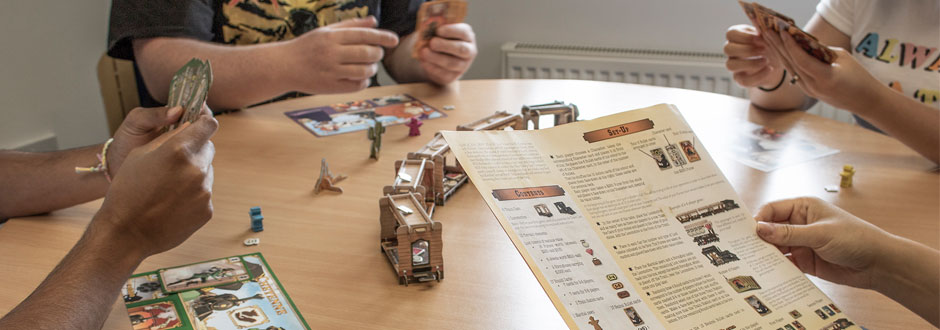 4 Ways of Learning New Board Games