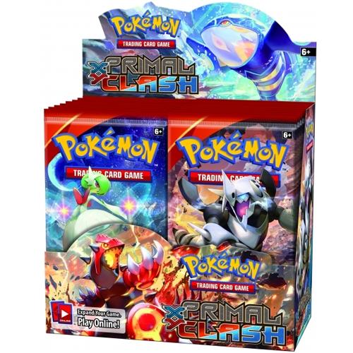 XY5 Primal Clash Booster Box (Pokemon)