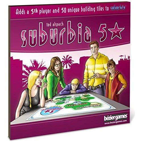 5 Star: Suburbia Exp