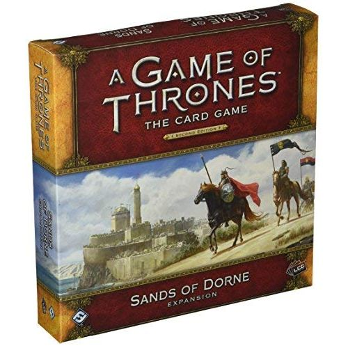 A Game of Thrones LCG 2nd Ed: Sands of Dorne Deluxe Exp.
