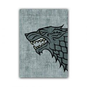 AGOT House Stark Art Sleeve