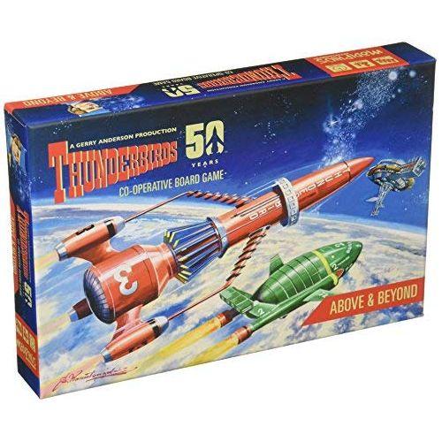 Above & Beyond: Thunderbirds Exp