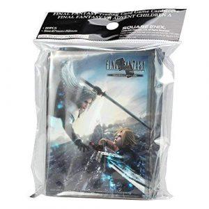 Advent Children A (Cloud/Sephiroth) Final Fantasy 7 FFTCG Deck Protector Sleeves Sleeves(60)
