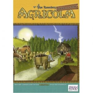Agricola Expansion Farmers of the Moor