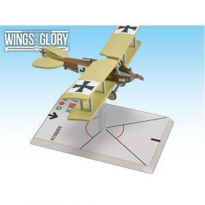 Wings of Glory: Albatros C.III (Bohme/Ladermacher)
