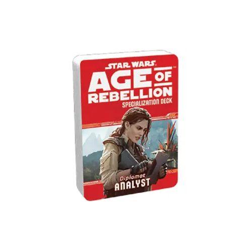 Analyst Specialization Deck: Age of Rebellion