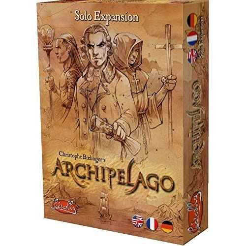 Archipelago Board Game: Solo Expansion