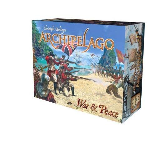 Archipelago Board Game: War and Peace Expansion
