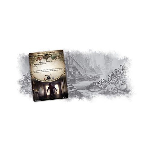 Arkham Horror- Return to the Night of the Zealot - Playing Card